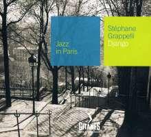 Stéphane Grappelli (1908-1997): Jazz In Paris - Django, CD