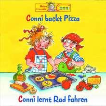 Conni: Conni backt Pizza & Conni lernt Rad fahren, CD