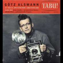 Götz Alsmann: Tabu! - 17 neue spannende Abenteuer, CD