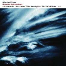 Miroslav Vitous (geb. 1947): Universal Syncopations, CD