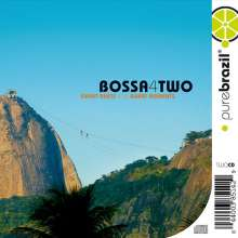 Bossa 4 Two, 2 CDs