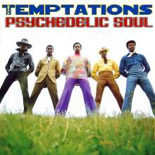 The Temptations: Psychedelic Soul, 2 CDs