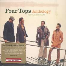 Four Tops: Anthology - 50th Anniversary, 2 CDs
