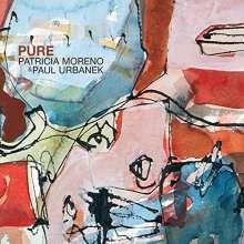 Patricia Moreno & Paul Urbanek: Pure, CD