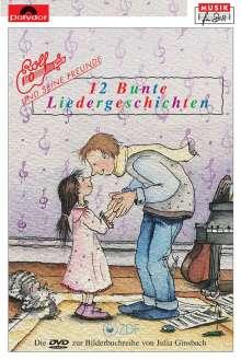 Rolf Zuckowski: 12 bunte Liedergeschichten, DVD