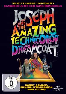 Joseph & The Amazing Technicolor Dreamcoat (1999) (OmU), DVD