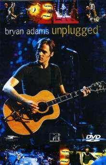 Bryan Adams: MTV Unplugged: NYC 1997, DVD