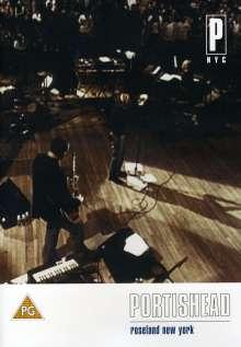 Portishead: Portishead - PNYC - Roseland New York, DVD
