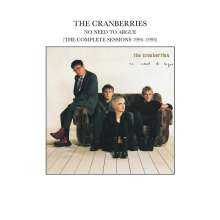 The Cranberries: No Need To Argue - The Complete Sessions 1994-1995, CD