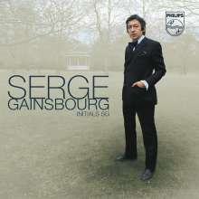 Serge Gainsbourg: Initials SG - The Ultimate Best Of Serge Gainsbourg, CD