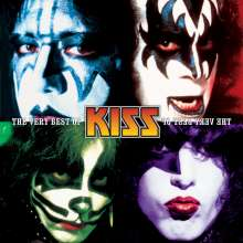 Kiss: The Very Best Of Kiss, CD