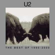 U2: The Best Of 1990-2000, CD