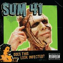 Sum 41: Does This Look Infected, CD