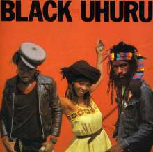 Black Uhuru: Red, CD
