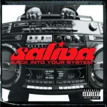Saliva: Back Into Your System, CD