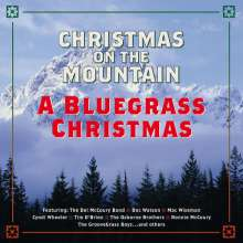Christmas On The Mountain: A Bluegrass Christmas, CD