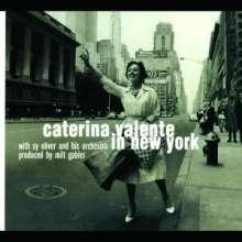 Caterina Valente: Caterina Valente In New York, CD