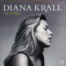 Diana Krall (geb. 1964): Live In Paris 2001 (12 Tracks), CD