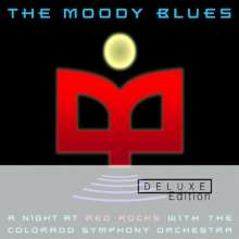 The Moody Blues: A Night At Red Rocks: Live 1992 (Deluxe Edition), 2 CDs