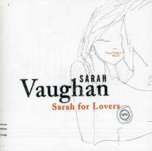 Sarah Vaughan (1924-1990): Sarah For Lovers, CD