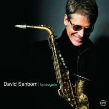 David Sanborn (geb. 1945): Time Again, CD