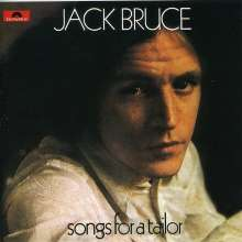 Jack Bruce: Songs For A Tailor, CD