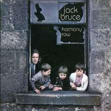 Jack Bruce: Harmony Row, CD