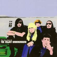 The Velvet Underground: The Very Best Of The Velvet Underground, CD