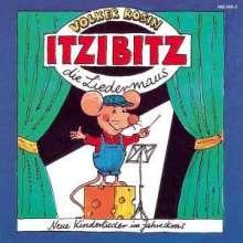 Itzibitz,Die Liedermaus, CD