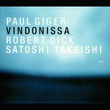 Paul Giger (geb. 1952): Vindonissa, CD