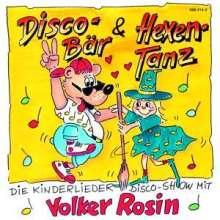 Volker Rosin - Discobär und Hexentanz, CD