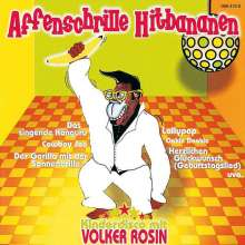 Volker Rosin - Affenschrille Hitbananen, CD