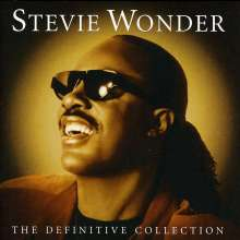 Stevie Wonder (geb. 1950): Definitive Collection, 2 CDs