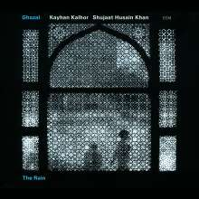 Ghazal: The Rain, CD