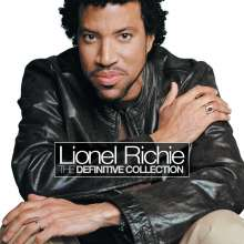 Lionel Richie: The Definitive Collection, CD