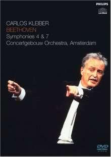 Carlos Kleiber dirigiert Beethoven, DVD