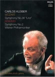 Carlos Kleiber dirigiert die Wiener Philharmoniker, DVD