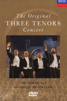 Die drei Tenöre - Rom Juli 1990, DVD