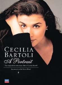 Cecilia Bartoli - A Portrait, DVD