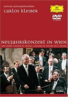 Das Neujahrskonzert Wien 1989, DVD