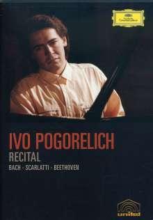 Ivo Pogorelich - Recital, DVD