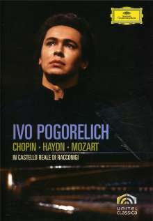 Ivo Pogorelich - In Castello Reale di Racconigi, DVD