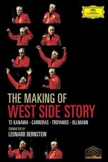 Leonard Bernstein (1918-1990): West Side Story - The Making of, DVD