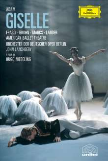 American Ballet Theatre - Giselle (Adam), DVD
