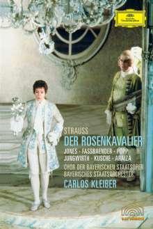 Richard Strauss (1864-1949): Der Rosenkavalier, 2 DVDs