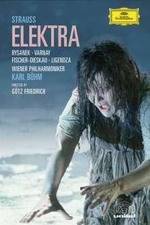Richard Strauss (1864-1949): Elektra, 2 DVDs