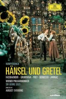 Engelbert Humperdinck (1854-1921): Hänsel & Gretel, DVD