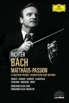 Johann Sebastian Bach (1685-1750): Matthäus-Passion BWV 244, 2 DVDs