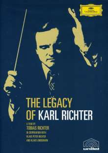 Karl Richter - The Legacy, DVD