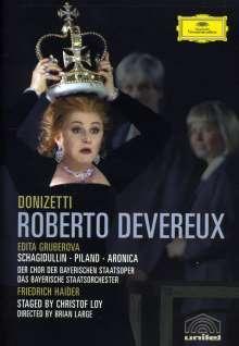 Gaetano Donizetti (1797-1848): Roberto Devereux, DVD